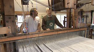 The craft of weaving