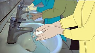 SEN Skills for Life - Washing your hands after using the toilet
