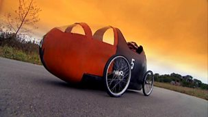 What makes a winning pedal car?