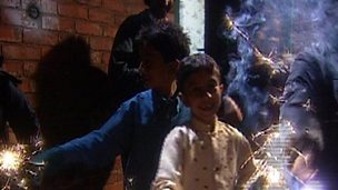 Diwali and new beginnings