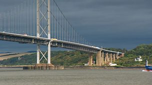 Bridges over the River Forth