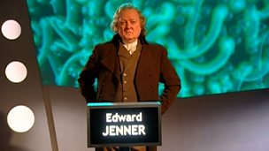 Edward Jenner - the discovery of the smallpox vaccine
