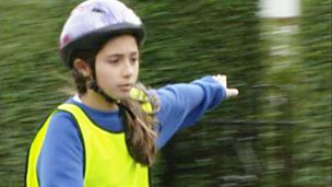 Learning to cycle safely