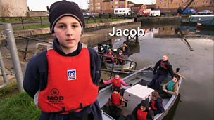 My identity - being a sea cadet