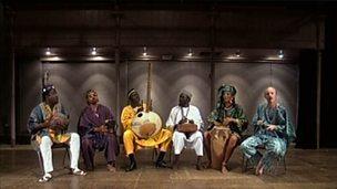 'Mima Loko Ba Bimiye' - a traditional African song
