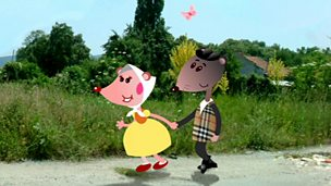 'The Town Rat and the Country Rat' (animation)