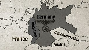 Hitler's reoccupation of the Rhineland