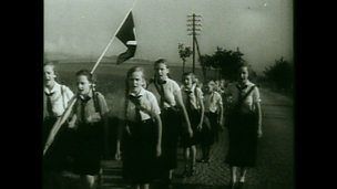 Girls and boys in Nazi Germany