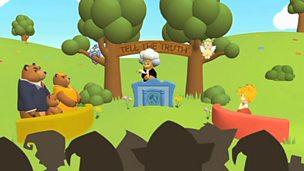 Judge Jenny - 'Goldilocks and the Three Bears'