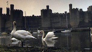 Edward I and Caernarfon castle