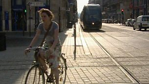 Public transport scheme in Bordeaux