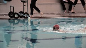 Sport scientists help swimming coaches