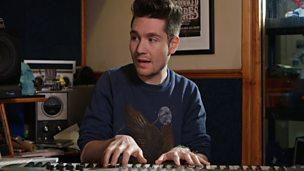 Develop musical ideas using MIDI