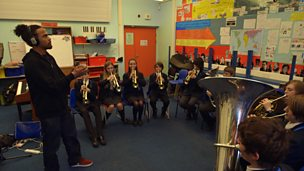 Collaboration and music technology in school