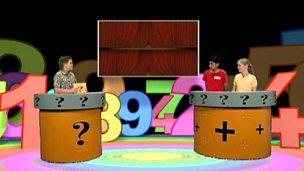 Maths quiz on number bonds