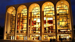 Opera on 3 from the Met
