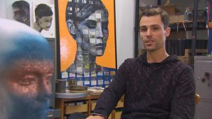 Nick Gentry and recycled art - Introduction