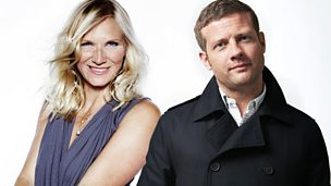 Dermot O'Leary and Jo Whiley