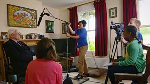 Top Tip - Part 5 - Sound recording in the filming of interviews