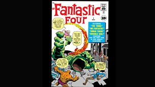 Marvel's Fantastic Four