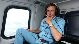Alan Partridge on Today