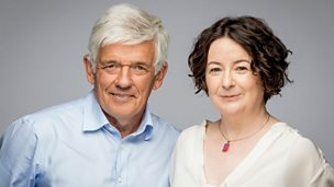 Jane Garvey & Peter Allen