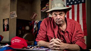 Rich Hall: (US) Breakdown