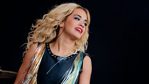 Music By Numbers:Rita Ora