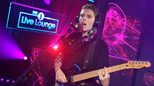 Live Lounge: Wolf Alice