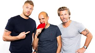 Flintoff, Savage and...