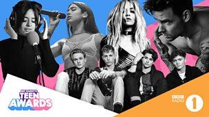 Radio 1's Teen Awards