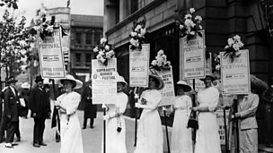 Lost World of Suffragettes