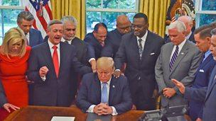 Trump's Evangelicals