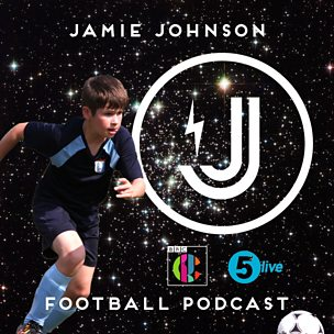 Jamie Johnson Football Podcast