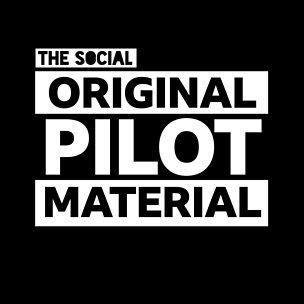 Original Pilot Material...from The Social