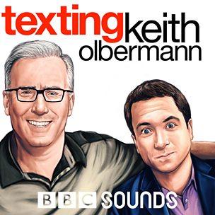 Texting Keith Olbermann