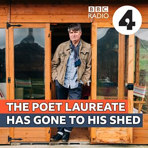 The Poet Laureate Has Gone to His Shed