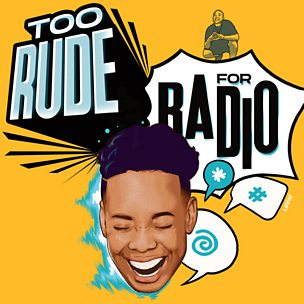 Too Rude For Radio