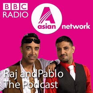 Raj and Pablo: The Podcast