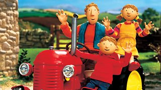 CBeebies - Little Red Tractor, Series 2 - Episode guide