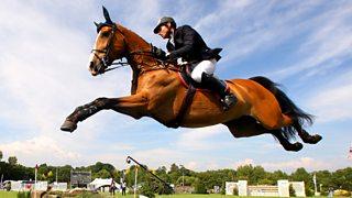 Bbc Sport Equestrian Burghley Horse Trials