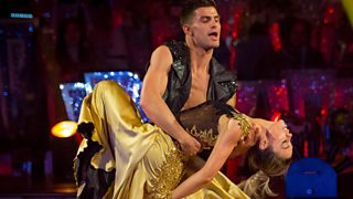 BBC One - Strictly Come Dancing - Abbey Clancy