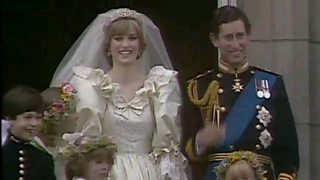 Charles And Diana Wedding.Bbc Prince Charles Marries Lady Diana Spencer