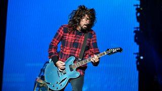 Foo Fighters Acts Radio 1 S Big Weekend 2015 Bbc