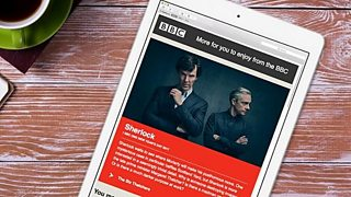 BBC One - Sherlock, Series 4