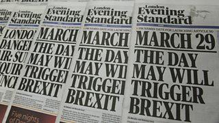 BBC World Service - Newshour, Countdown to Brexit