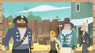 Treasure Island Story Book