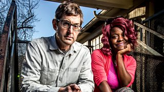 BBC Two - Louis Theroux, Dark States - Available now