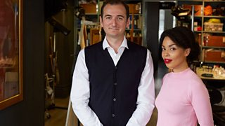 BBC Four - Britain's Lost Masterpieces, Series 2 - Episode guide