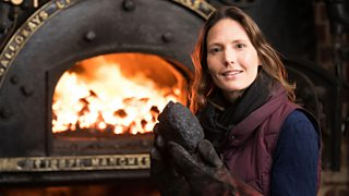 Bbc Four From Ice To Fire The Incredible Science Of